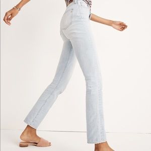 Madewell Perfect Summer Jean. Size 26